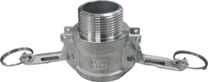 Picture of  SS 316 Camlock Type B
