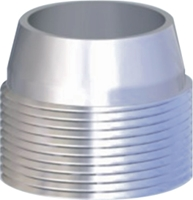 Picture of 316SS CL150 NTP Tube Nipple #NULL