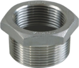 Picture of SS 316 CL150 Flanged FNPT Hex Reducing Bush #ANHRB/6N