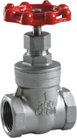 Picture of SS 316 Gate Valve  200 FNPT