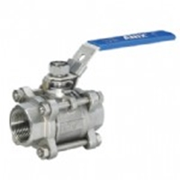 Picture of SS 316 3-Piece Full Port Ball Valve 1000 FNPT