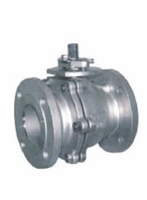Picture of SS CF8M 2-Piece F/P Ball Valve Class 300 Flanged (Fire Safe)