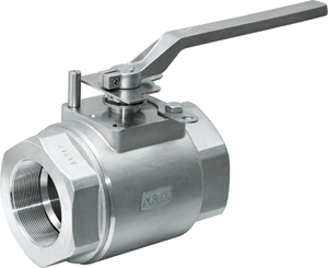 Picture of SS 316 2-Piece FIRE SAFE Full Port Ball Valve 3000 FNPT