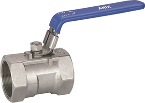 Picture of SS 316 1-Piece Reduced Port Ball Valve 1000 FNPT