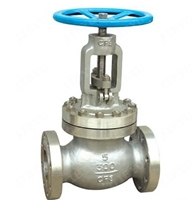 Picture of SS CF8M Globe Valve Class 300 Trim 10 Flanged