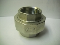 Picture of 316SS CL150 NPT Union (F-F) #ANUFF/6N