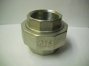 Picture of SS 316 CL150 Flanged FNPT Union (F-F) #ANUFF/6N