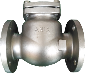 Picture of  CS Swing Check Valve Trim8  300 Flanged