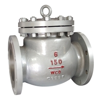 Picture of CS Swing Check Valve 150 Trim 8 Flanged