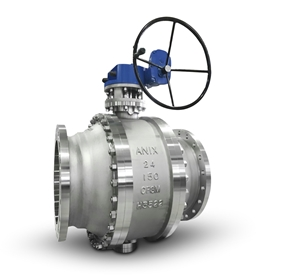 Picture of Trunnion Mount Ball Valve