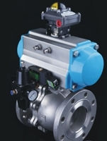 Picture for category Valve with Actuator