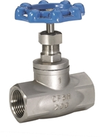 Picture of  SS 316 Globe Valve CL 200 FFNPT